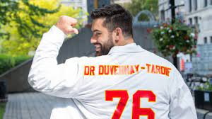 Laurent Duvernay-Tardif, MD: The Doctor Who Plays Right Guard For The  Kansas City Chiefs
